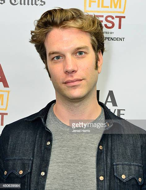 Comedian Anthony Jeselnik attends the Funny Or Die Make 'Em Laugh Showcase during the 2014 Los Angeles Film Festival at The GRAMMY Museum on June 14...