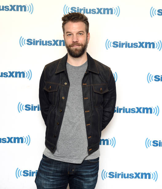 "NY: Comedian Anthony Jeselnik Talks To SiriusXM Host Ron Bennington For An Episode Of ""Unmasked"""