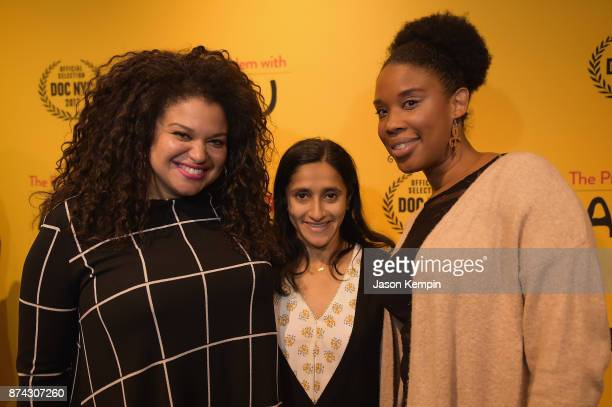 Comedian Aparna Nancherla attends truTV Presents 'The Problem With Apu' DOC NYC screening and reception on November 14 2017 in New York City 27466_001