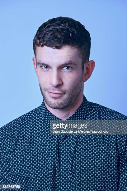 Comedian Arnaud Valois is photographed for Madame Figaro on September 15 2017 at the Toronto Film Festival in Toronto Ontario PUBLISHED IMAGE CREDIT...