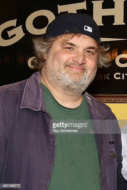 Comedian Artie Lange attends the 10th Annual Laugh For Sight NYC AllStar Comedy Benefit at Gotham Comedy Club on November 16 2015 in New York City