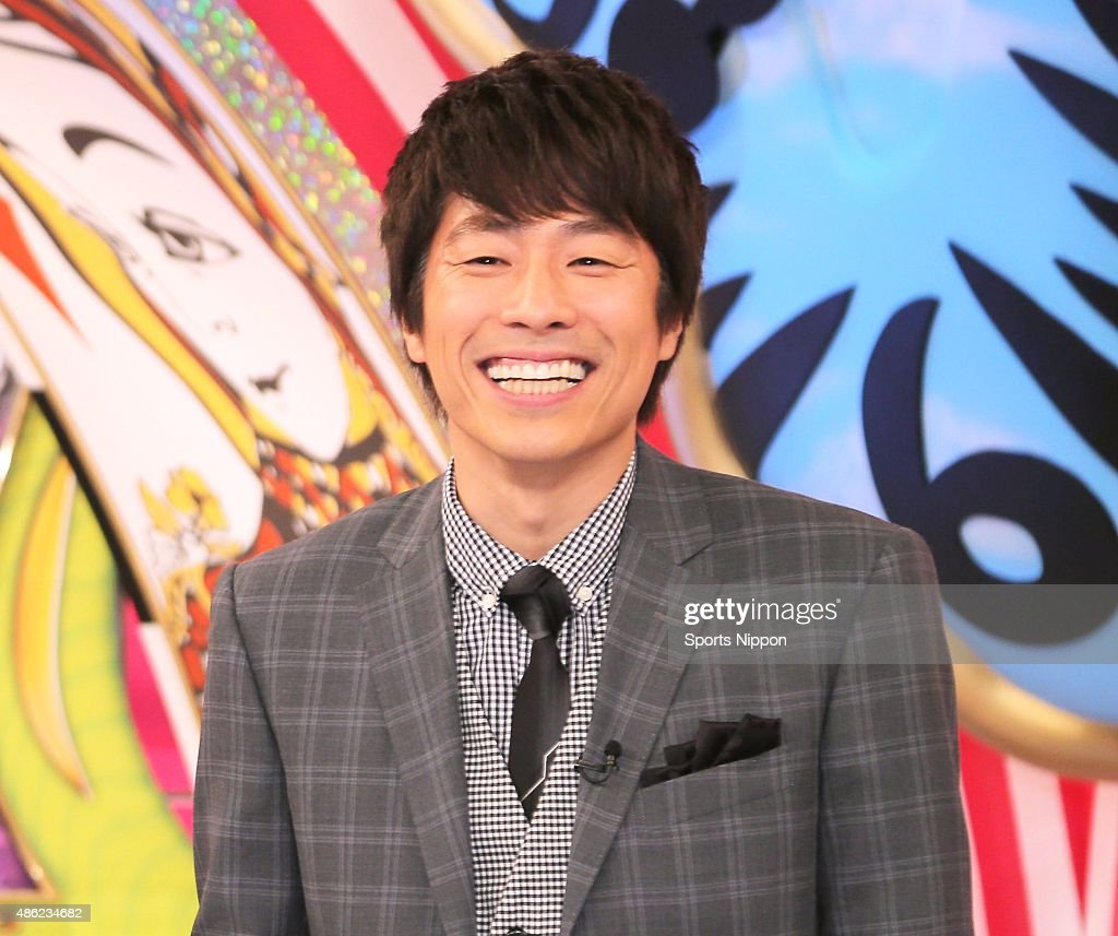 Atsushi Tamura of London Boots attends press conference : News Photo