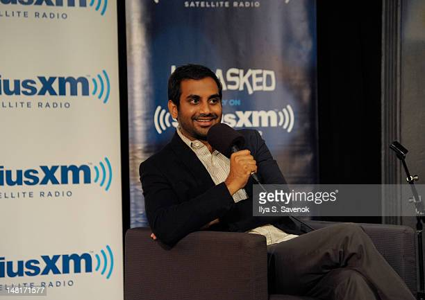 17 Sirius Xm Comedy Series Unmasked With Aziz Ansari