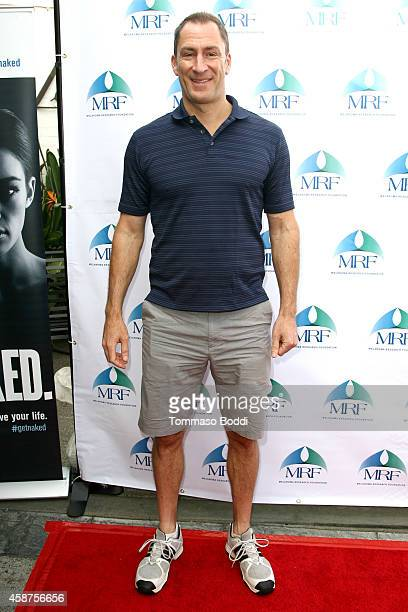 Comedian Ben Bailey attends the Melanoma Research Foundation's Celebrity Golf Tournament held at the Lakeside Golf Club on November 10 2014 in...