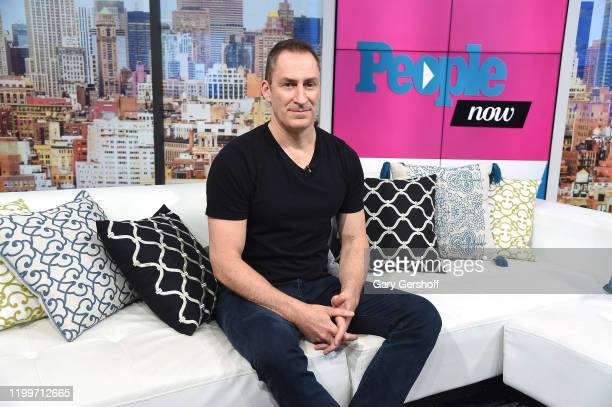 Comedian Ben Bailey visits People Now on January 15 2020 in New York City