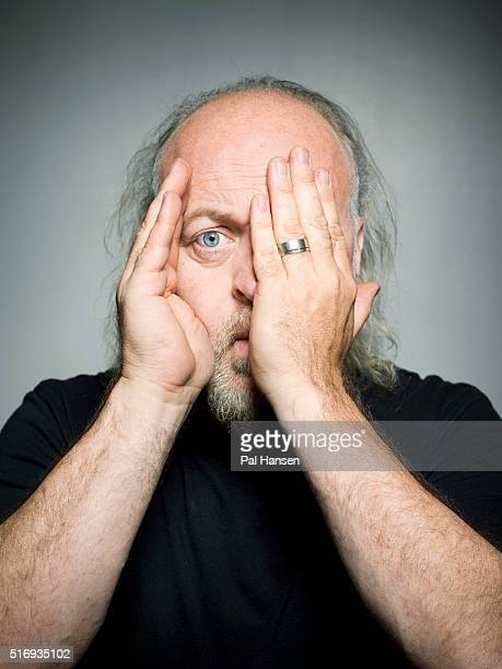 Comedian Bill Bailey is photographed for FHM Magazine on June 24, 2015 in London, England.