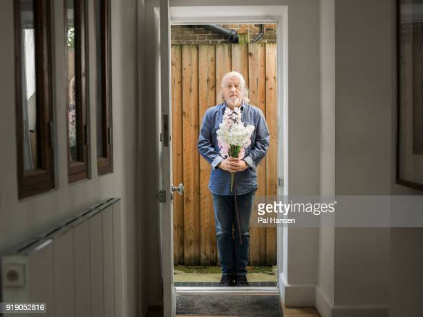 Comedian Bill Bailey is photographed for the Observer on December 10, 2017 in London, England.