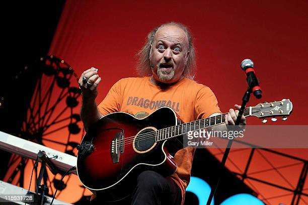 Comedian Bill Bailey performs during the 2011 Bonnaroo Music And Arts Festival on June 11, 2011 in Manchester, Tennessee.