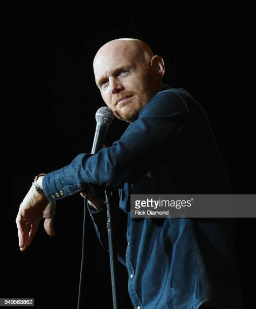 Comedian Bill Burr night 1 of 2 sold out performances during the Nashville Comedy Festival presented by Outback Concerts on April 20 2018 at The...