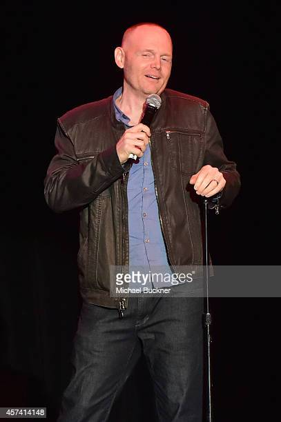 Comedian Bill Burr on stage at the 3rd Annual Hilarity for Charity Variety Show to benefit the Alzheimer's Association presented by Genworth at...