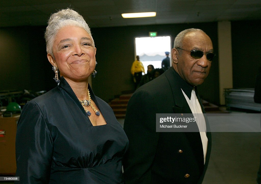 38th Annual NAACP Image Awards - Backstage : News Photo