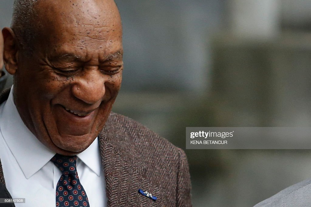 US-ENTERTAINMENT-COURT-TELEVISION-PEOPLE-COSBY-CRIME : News Photo