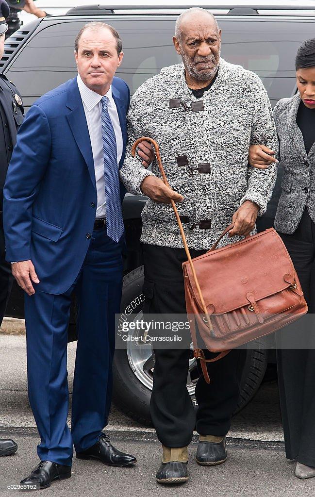 Bill Cosby Arraignment : Nieuwsfoto's