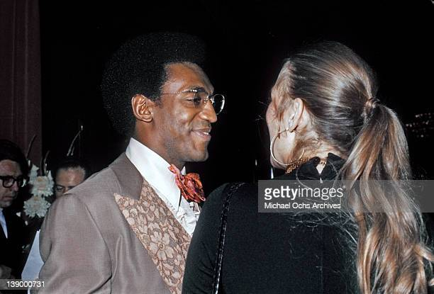Comedian Bill Cosby attends the 12 annual Grammy Awards on March 11 1970 in Los Angeles California