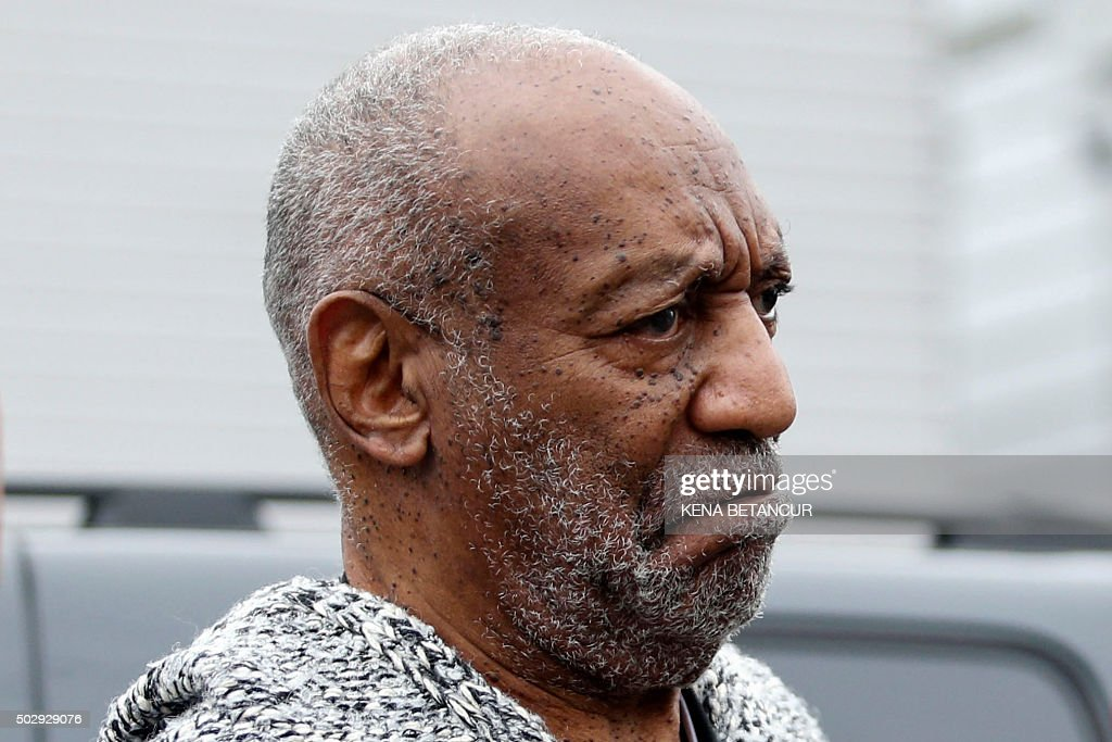 US-ENTERTAINMENT-TELEVISION-CRIME-COSBY : News Photo
