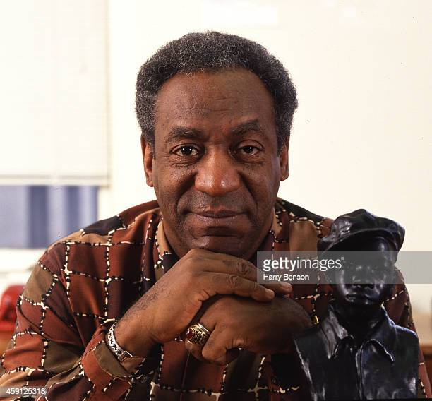 Comedian Bill Cosby is photographed for Life Magazine in 1994 in New York City