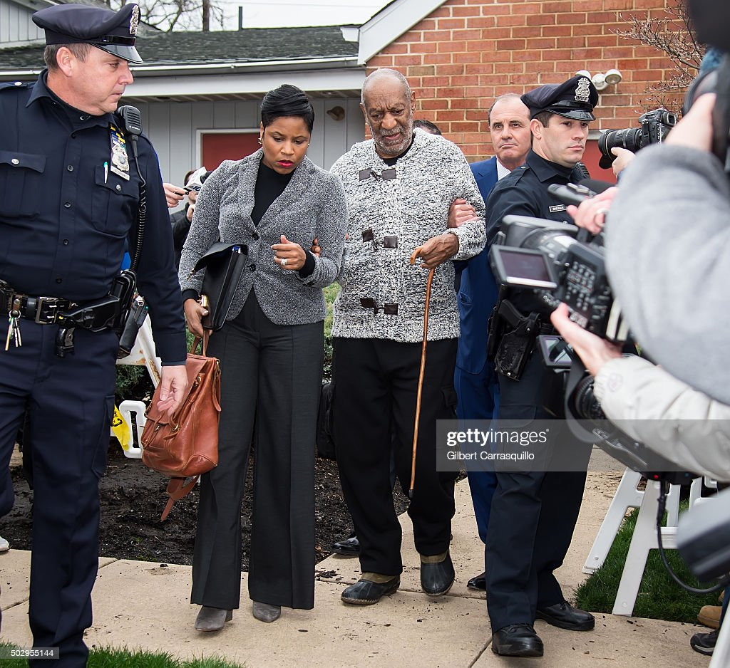 Bill Cosby Arraignment : News Photo