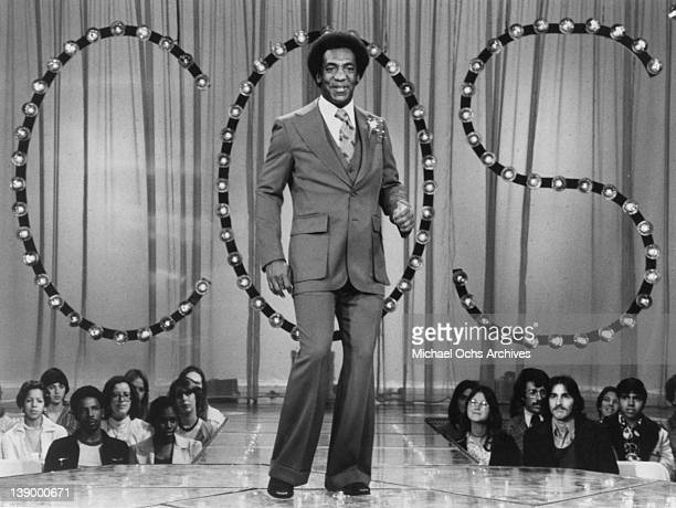 Comedian Bill Cosby stars in the short lived series 'COS' in 1976 in Los Angeles, California.