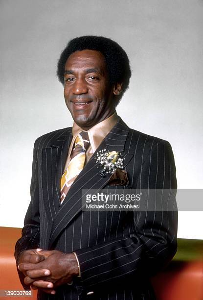 Comedian Bill Cosby stars in the short lived series 'COS' in July 1976 in Los Angeles, California.