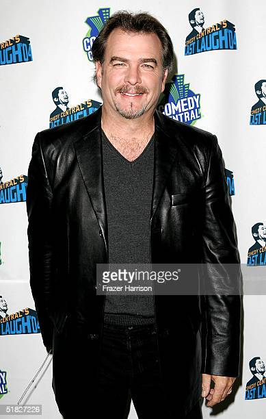 Comedian Bill Engvall arrives to Comedy Central's Last Laugh on December 5 2004 at the Orpheum Theater in Los Angeles California Comedy Central's...