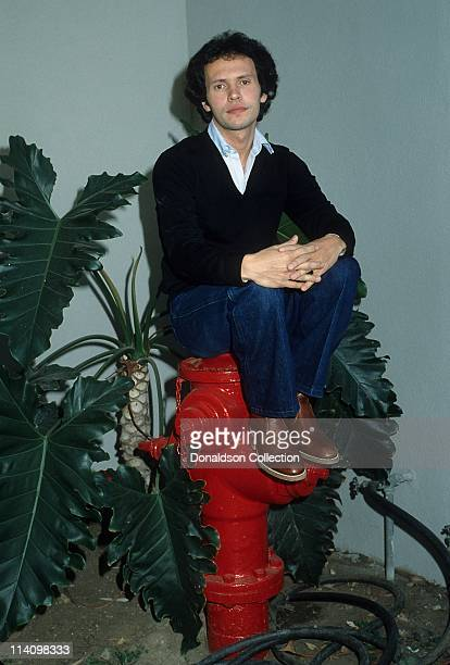 Comedian Billy Crystal poses for a portrait in c1979 in Los Angeles California