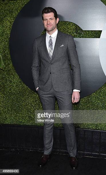 Comedian Billy Eichner attends the GQ 20th Anniversary Men Of The Year Party at Chateau Marmont on December 3 2015 in Los Angeles California