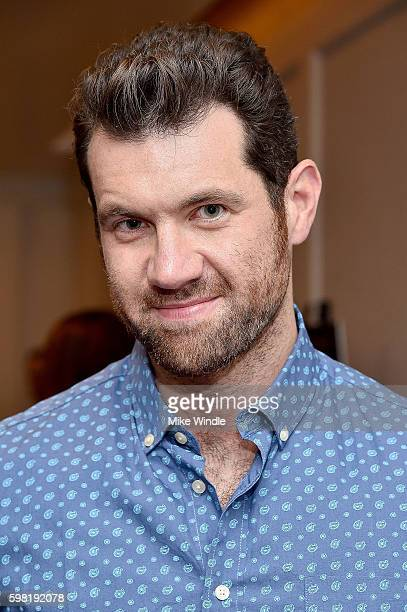 Comedian Billy Eichner attends the premiere of Vertical Entertainment's Other People at The London West Hollywood on August 31 2016 in West Hollywood...