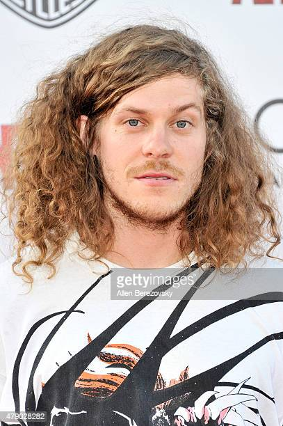 Comedian Blake Anderson arrives at the Los Angeles Premiere of Marvel Studios AntMan at Dolby Theatre on June 29 2015 in Hollywood California