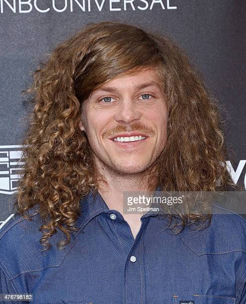 Comedian Blake Anderson attends the Dope opening night premiere during the 2015 American Black Film Festival at SVA Theater on June 11 2015 in New...