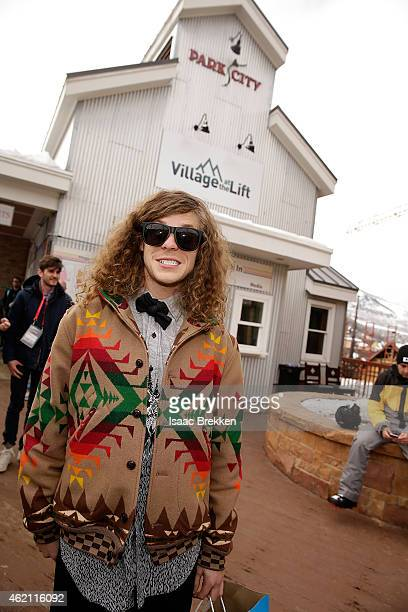 Comedian Blake Anderson attends The Village at The Lift 2015 on January 24 2015 in Park City Utah