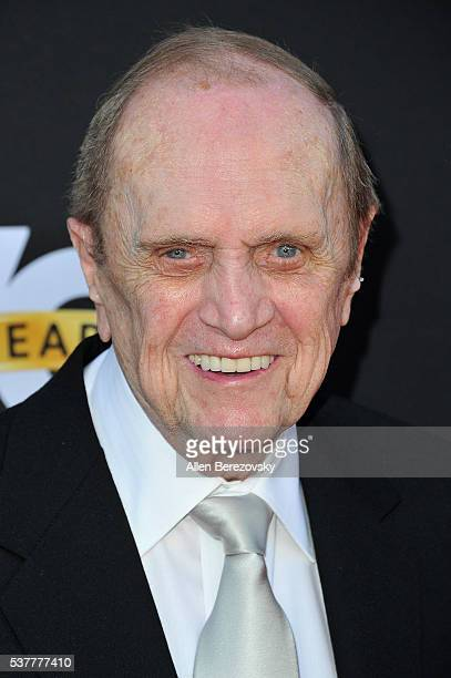 Comedian Bob Newhart attends the Television Academy's 70th Anniversary Gala on June 2 2016 in Los Angeles California