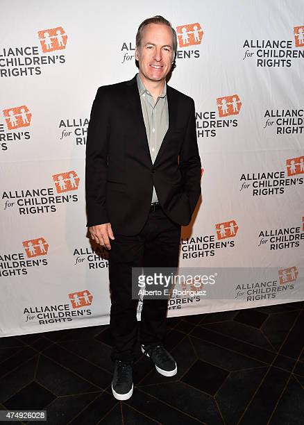 Comedian Bob Odenkirk attends The Alliance For Children's Rights' Right To Laugh Benefit at The Avalon on May 27 2015 in Hollywood California