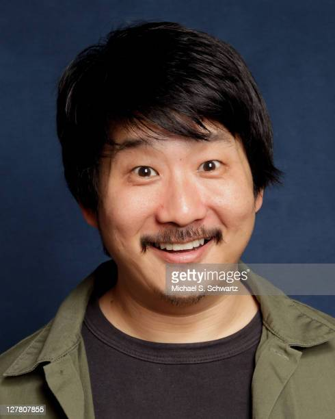 Comedian Bobby Lee poses at The Ice House Comedy Club on March 19 2011 in Pasadena California