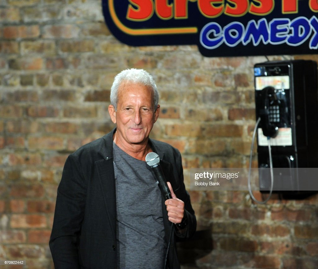 Bobby Slayton Performs At The Stress Factory