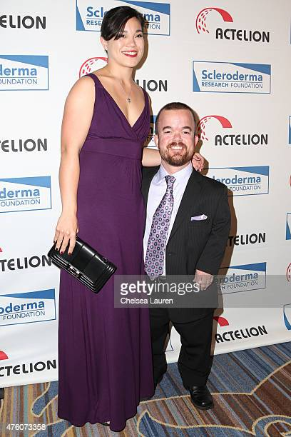 Comedian Brad Williams attends the 'Cool Comedy Hot Cuisine' benefit at the Beverly Wilshire Four Seasons Hotel on June 5 2015 in Beverly Hills...