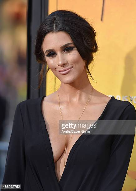 Comedian Brittany Furlan arrives at the premiere of Warner Bros. Pictures' 'We Are Your Friends' at TCL Chinese Theatre on August 20, 2015 in...