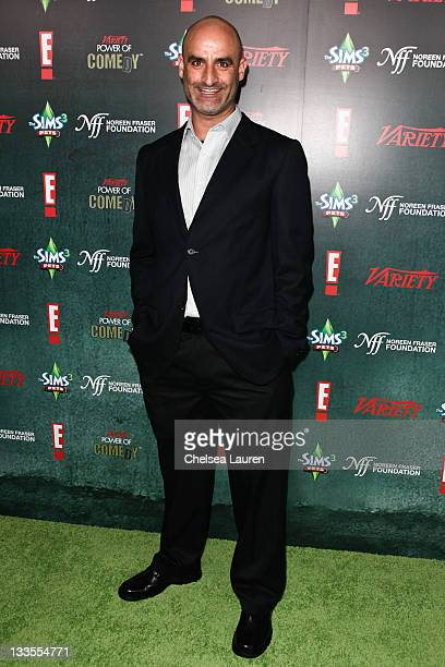 Comedian Brody Stevens arrives at Variety's Power of Comedy presented by The Sims 3 benefiting The Noreen Fraser Foundation at Hollywood Palladium on...