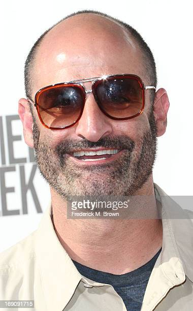 Comedian Brody Stevens attends YouTube Comedy Week Presents The Big Live Comedy Show at Culver Studios on May 19 2013 in Culver City California