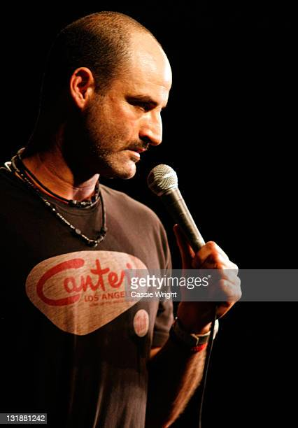 Comedian Brody Stevens onstage at the 2011 SXSW Music Film Interactive Festival Comedy Showcase The Benson Interruption at Esther's Follies on March...