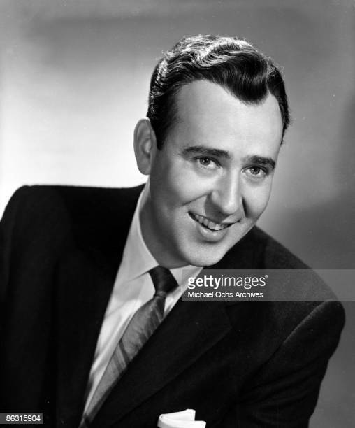 Comedian Carl Reiner poses for a portrait in circa 1955