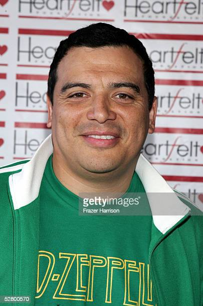 Comedian Carlos Mencia at the 2nd Annual Evening of Comedy at the Comedy Store to raise funds for the Heartfeld Foundation on May 11 Los Angeles...