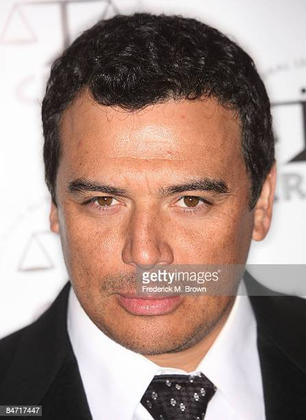 Comedian Carlos Mencia attends the California Rural Legal Assistance Teguino Celebration Gala at the Beverly Hilton Hotel on February 9 2009 in...