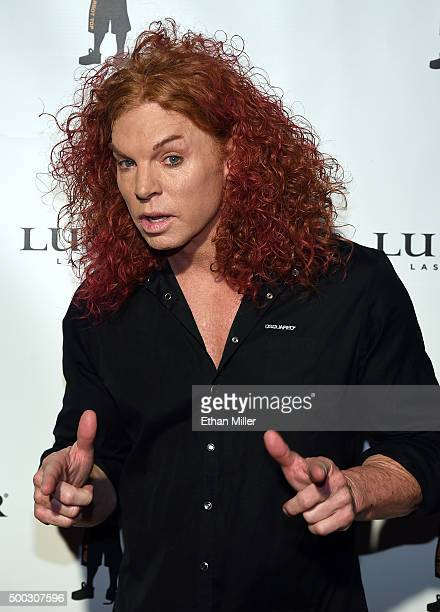 Carrot Top: 'I never had any plastic surgery'  |Carrot Top 2015