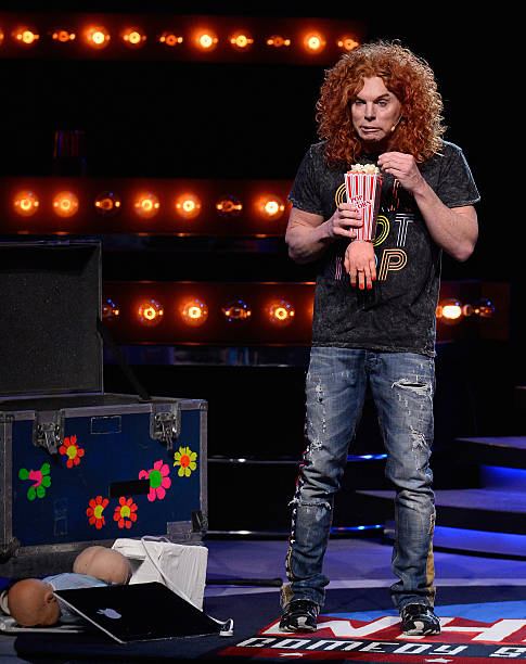 Carrot top 10th anniversary celebration at the luxor in las vegas ron white tapes his annual comedy salute to the troops to air on cmt later this m4hsunfo Gallery