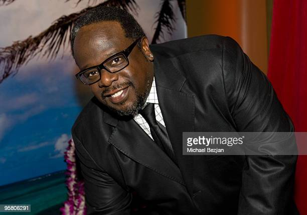 Comedian Cedric the Entertainer attends the BFCA Critics' Choice Movie Awards at Hollywood Palladium on January 15 2010 in Hollywood California