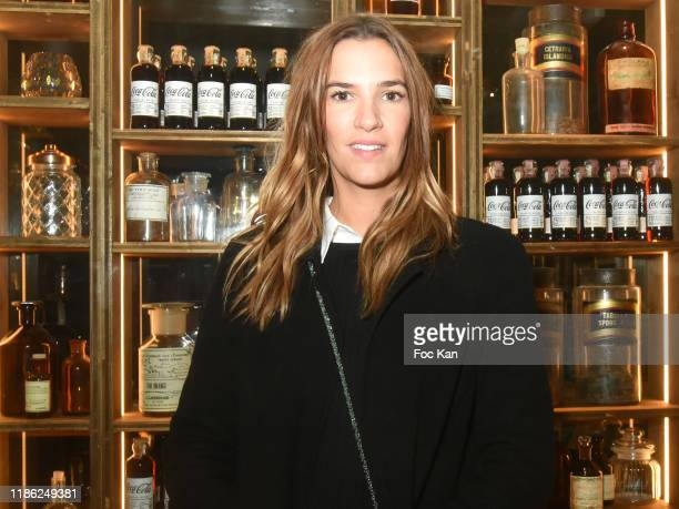 Comedian Charlotte Gabris attends the Coca Cola Cocktail Party By Le Signature Bar on November 07 2019 in Paris France