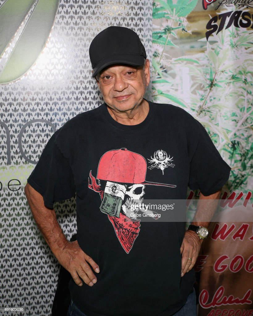 Cheech Marin Introduces New Line Of Cannabis Products At Essence Vegas Cannabis Dispensary