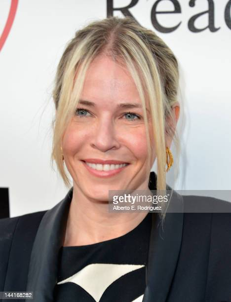 Comedian Chelsea Handler arrives to The Heart Foundation Gala at Hollywood Palladium on May 10, 2012 in Hollywood, California.