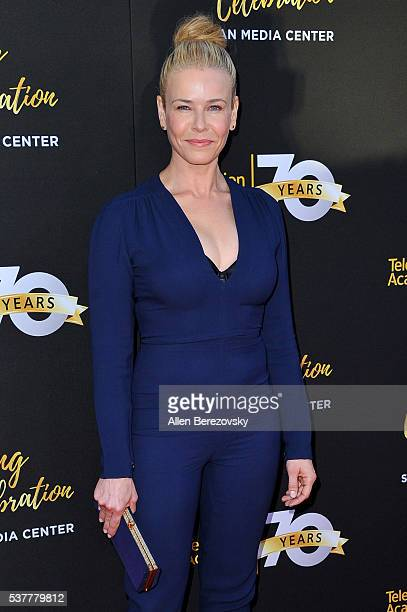 Comedian Chelsea Handler attends the Television Academy's 70th Anniversary Gala on June 2 2016 in Los Angeles California