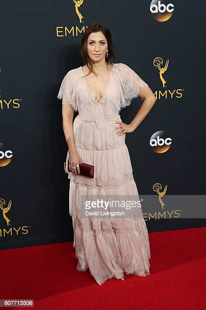 Comedian Chelsea Peretti arrives at the 68th Annual Primetime Emmy Awards at the Microsoft Theater on September 18 2016 in Los Angeles California